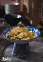 Golden Sand Tofu Recipe 咸酥黄金豆腐食谱