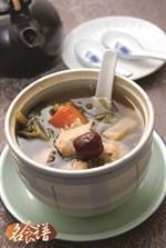 Double-boil Vegetarian Chicken with Watercress Recipe 西洋菜炖素鸡汤食谱