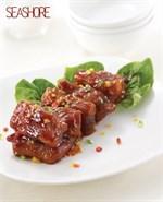Sweet Vinegar Pork Rib Recipe 糖醋排骨食谱