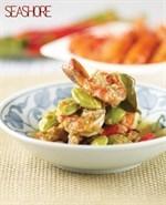 Sambal Goreng Udang Petai Recipe 叁峇臭豆虾食谱