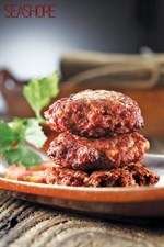 Duck Patties with Lotus Root Recipe 鸭肉莲藕饼食谱