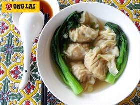 Pork Dumpling Recipe 猪肉饺子食谱