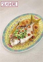 Steamed Fish In Net Recipe 网中蒸鱼食谱