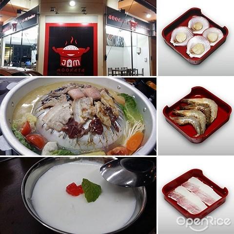 T Fusion, Steamboat, Buffet, BBQ, Lido Plaza, Penampang, Kota Kinabalu, Sabah
