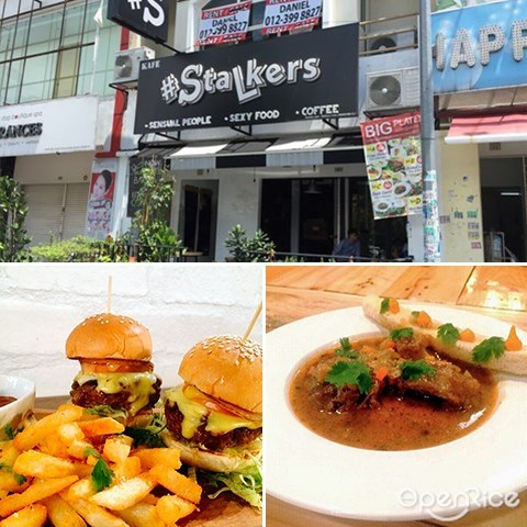 #Stalkers, Stalkers Cafe, Kota Damansara, Cakes, Coffee, Chinese New Year, Cafe Open on Chinese New Year 2016, KL