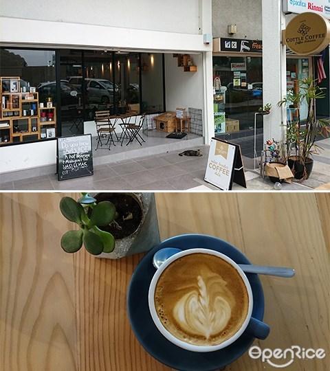 Cottle Coffee, Sandwiches, Australian coffee, Damansara Utama, Uptown Damansara, PJ