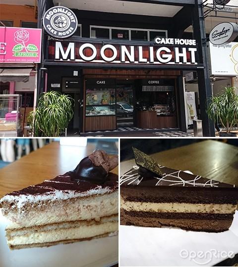 Moonlight Cake House, Cakes, Breads, Pastries, Damansara Utama, Uptown Damansara, PJ