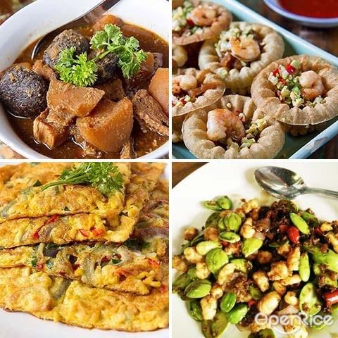 娘惹料理, 娘惹菜, baba nyonya cuisine, nyonya cuisine, kl, selangor
