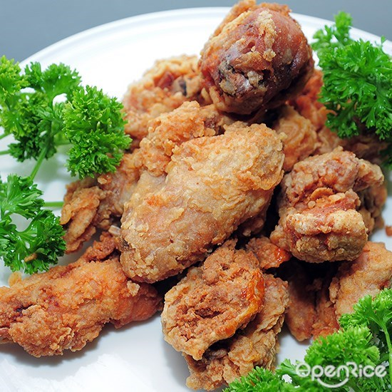 Sweetree, Korean Fried Chicken, KL, Ampang