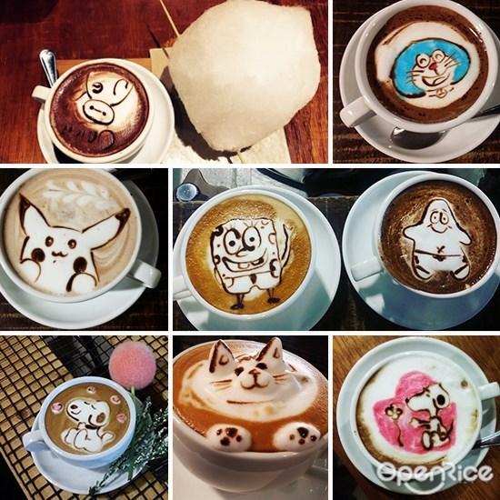 OMgii Coffee House, Seremban 2, Seremban Uptown Avenue, Seremban Cafes