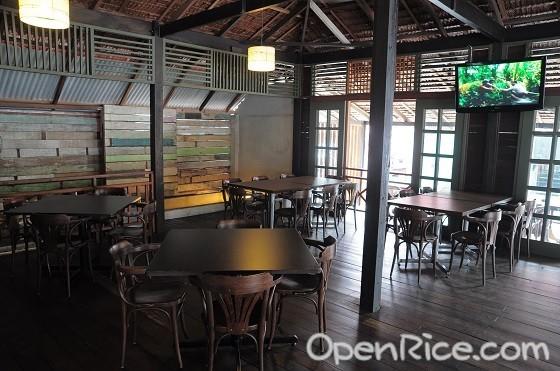 Krathong Thai Restaurant, Thai cuisine, Sri Petaling, Cheras, Glass City