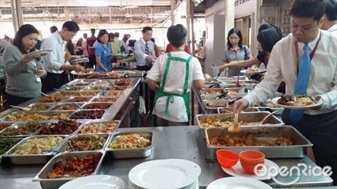 经济饭,法界观音圣寺,吉隆坡