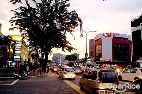 怡保路, Jalan Ipoh, KL