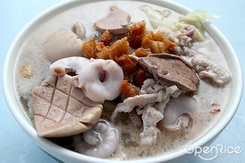 Kui Lam, Cheras Yulek, pork noodle