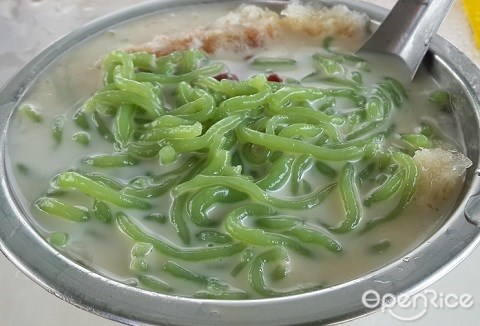 Cendol, Lorong Macalister