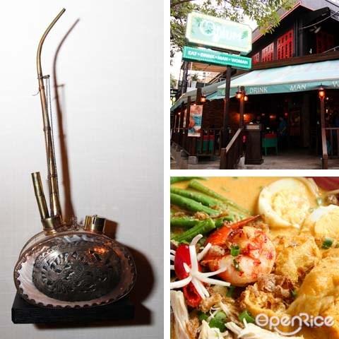Opium KL,Changkat Bukit Bintang,鸦片