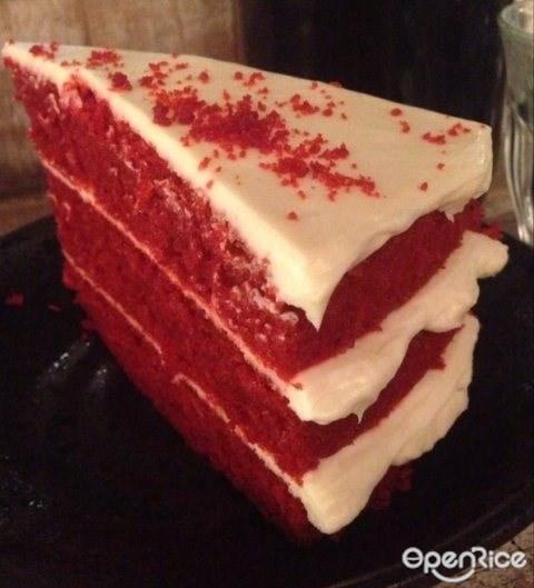 CoffeeSociete, 红丝绒蛋糕