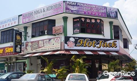 Hot Jack Café,ipoh,perak,Pasir Puteh