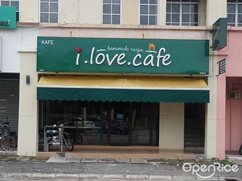 I.Love.Café,ipoh,perak