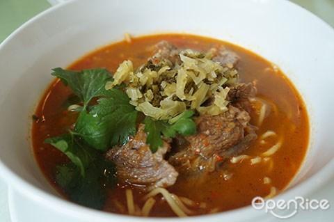 Kafe Ray of Hope,ipoh,perak,beef noodle
