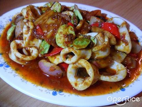 The Wok, 热锅, , 槟城娘惹菜, 娘惹臭豆苏东, 雪隆区,pj,臭豆苏东