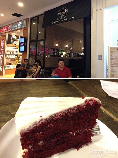 Whisk, 咖啡, 蛋糕, Empire Shopping Gallery, Subang Jaya