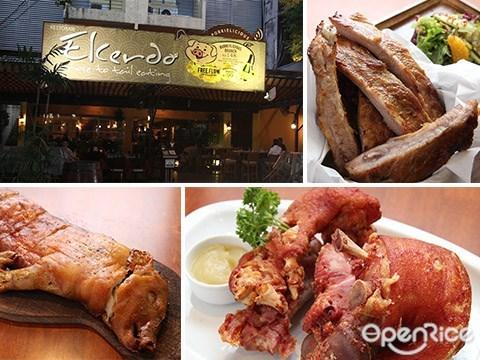 El Cerdo, Pork, Changkat Bukit Bintang, KL