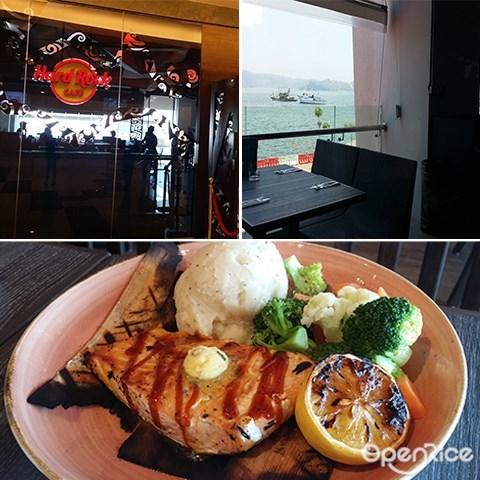 Hard Rock Cafe, Oceanus Mall, Sabah, Kota Kinabalu