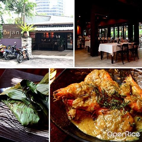 bijan, 马来餐厅, changkat bukit bintang