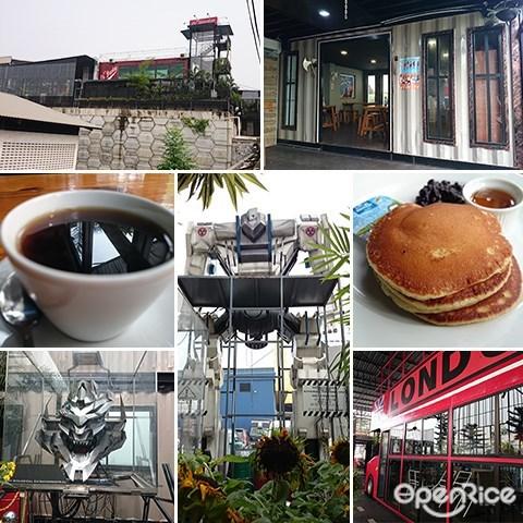 Container Cafe, 货柜餐厅, cafe, 咖啡厅, kl, selangor