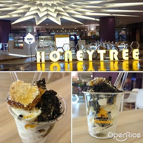 HoneyTree, Soft serve, Ice cream, Berjaya Times Square