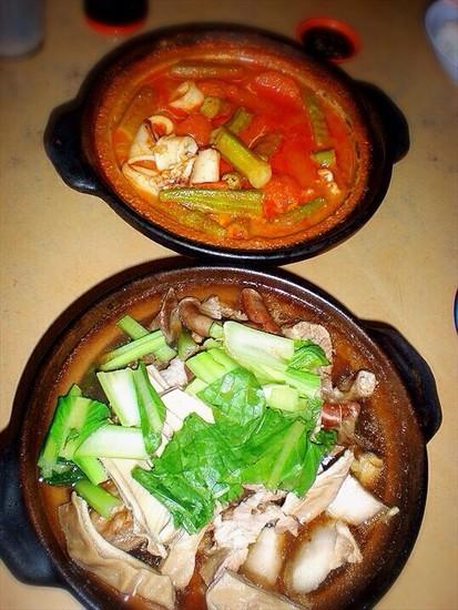 Kim Kee's Claypot Bak Kut Teh and Curry Prawn