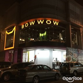 Bow Wow Cafe